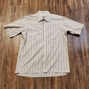 Christian Dior short sleeve button up